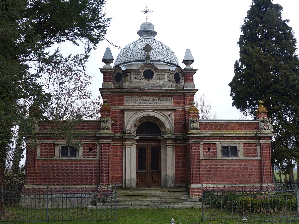 Dannenfeldt Mausoleum Wikipedia