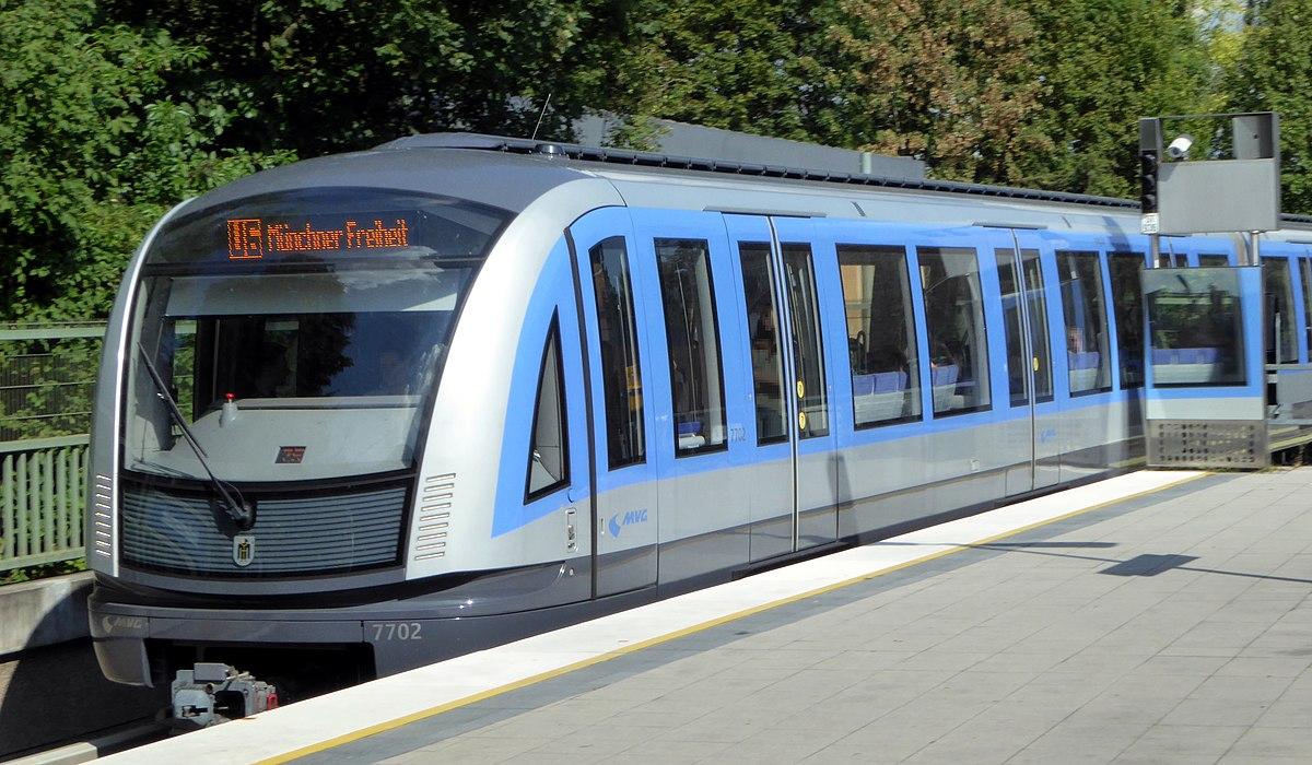München U Bahn Unfall Heute
