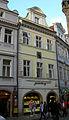 Měšťanský dům U černého medvěda, (Malá Strana), Praha 1, Mostecká 4, Malá Strana.JPG
