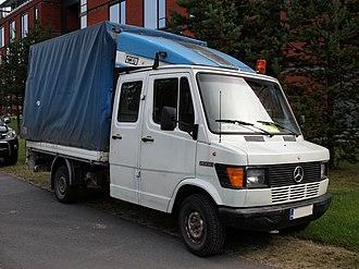 Mercedes-Benz TN - 209D Doppelkabine