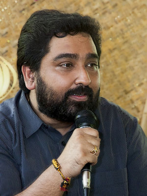 M. Jayachandran - M. Jayachandran at University of Kerala, Kariavattom Campus on 2013 May 27.