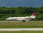 M-MOMO Gulfstream G-V G550 GLF5 - Fayair (18052987123).jpg