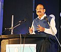 "M. Venkaiah Naidu addressing at the ""Finance Empresa'17"", organised by the Finance and Investment Cell, in New Delhi.jpg"