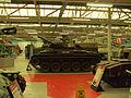 M24 Chafee Tank, Bovington Tank Museum - Dorset (5974567801).jpg
