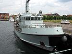 MHV 909 in Fredericia harbor, pic1.JPG