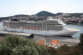 Image illustrative de l'article MSC Magnifica