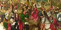 Maître de Delft Crucifixion - National Gallery (détail 1).jpg