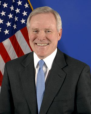 A photo of Ray Mabus, Navy Secretary (2009-)