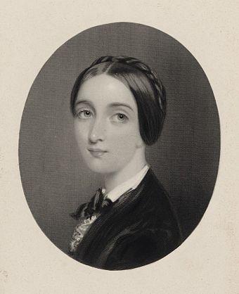 """"""" Fête du Prénom du Jour """" et Signification """" 340px-Madame_Doche-1850"""