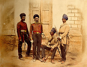 Madras Engineer Group - Image: Madras Sappers Miners Lucknow