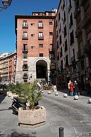 PROPUESTAS DE RULADA DE LA COMUNIDAD DE MADRID - DOMINGO 8 DE MARZO 180px-Madrid_-_Arco_de_Cuchilleros_-_20070310