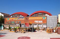 Madrid - Mercado de la Cebada - outside.jpg