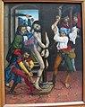 Maestro lcz (maestro dell'altare strache), flagellazione, bamberga 1490-1500 ca..JPG
