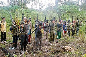 Fourth-generation warfare - Guerillas in Maguindanao, 1999