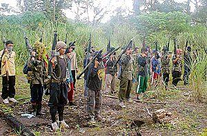 Maguindanao - Maguindanao guerillas in 1999