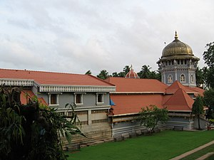 Western India - Mahalasa Temple in Goa