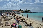 Maho Beach, St Maarten, Oct 2014 (15471892779).jpg