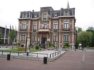 Marquette-lez-Lille - Image: Mairie de Marquette lez Lille