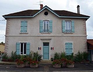 Saint-Nizier-le-Désert Commune in Auvergne-Rhône-Alpes, France