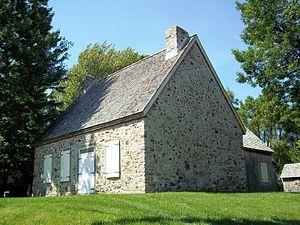 LeBer-LeMoyne House - Le Ber-Le Moyne House
