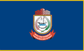 Makassar city flag.png