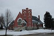 Malad Idaho Tabernacle