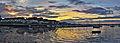 Malahide Marina Sunset (v2) (7348917846).jpg