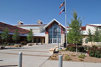 Levelland, Texas - Mallet Event Center and Rodeo Arena
