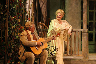 The Seagull - Maly Theatre production in 2008
