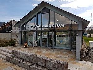 Niederweningen - Mammutmuseum Niederweningen