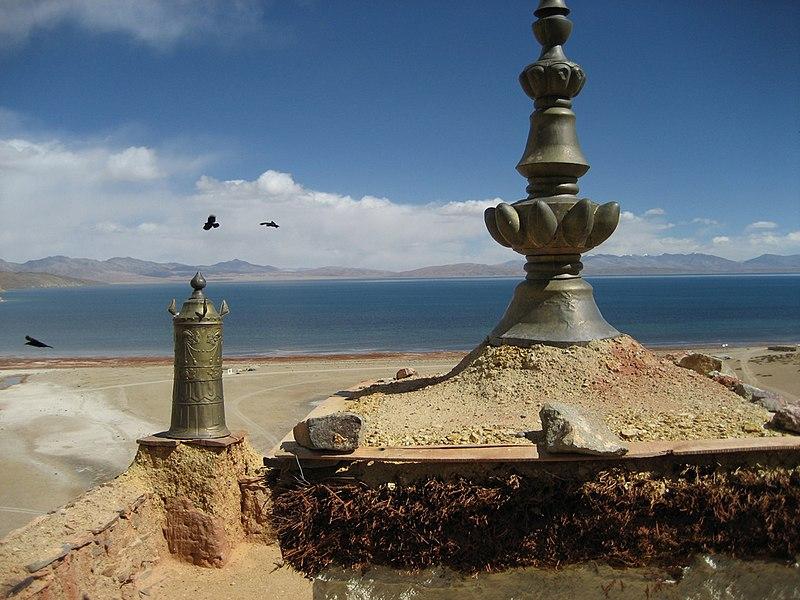 File:Manasarovar lake.jpg