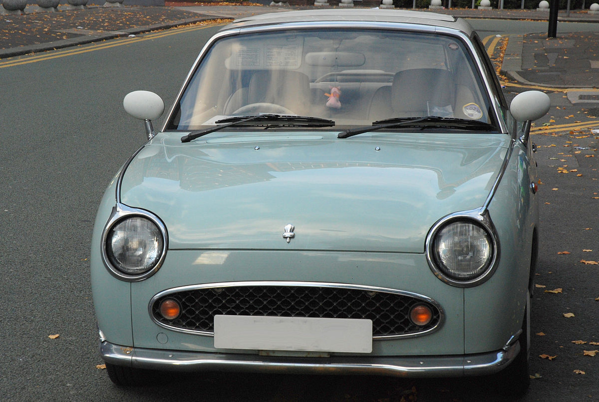 Nissan Figaro Wikipedia