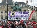 Manifestation 16 octobre 2010 Orléans - bannière SUD.jpg