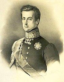 Mansi - ritratto di Carlo Alberto di Savoia - litografia - ca. 1860.jpg