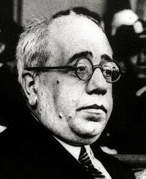 Manuel Azaña - Image: Manuel Azaña, 1933