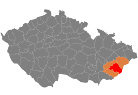 Image illustrative de l'article District de Zlín