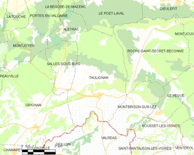 Map commune FR insee code 26348.png