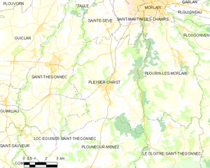 Map commune FR insee code 29163.png