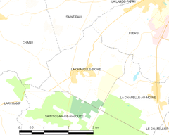 Map commune FR insee code 61095.png