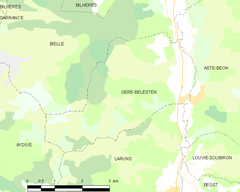Map commune FR insee code 64240.png
