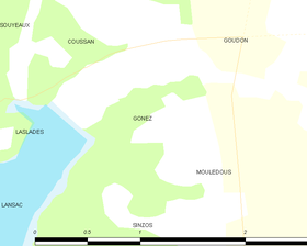 Map commune FR insee code 65204.png