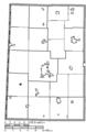 Map of Darke County Ohio Highlighting Palestine Village.png