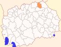 Map of Rankovce Municipality.svg