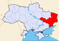 Map of Ukraine political simple no gas in dispute 2009.PNG