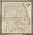 Map of the Counties of Cook and DuPage, the east part of Kane and Kendall, the north part of Will, state of Illinois LOC 2013593073.tif