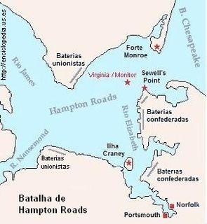 Sewells Point human settlement in United States of America