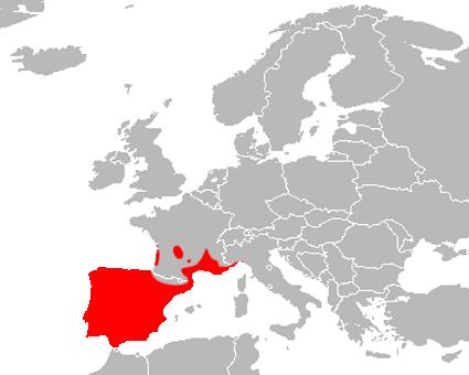 Mapa Timon lepidus