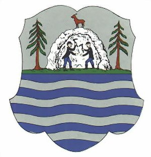 Máramaros County - Image: Maramaros coatofarms