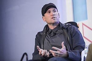 Marc Ecko - at Internet Week 2015 in New York May 18, 2015