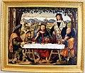 Marco marziale, cristo in emmaus, 1507.JPG